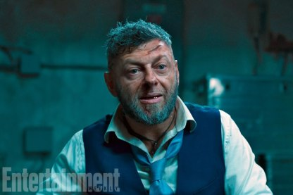 Marvel Studios' BLACK PANTHER Ulysses Klaue (Andy Serkis)