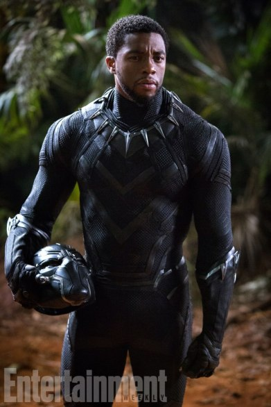 Black Panther Chadwick Boseman as T'Challa/Black Panther Credit: Matt Kennedy/©Marvel Studios 2018