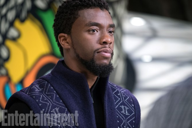 Marvel Studios' BLACK PANTHER T'Challa/Black Panther (Chadwick Boseman) Credit: Matt Kennedy/©Marvel Studios 2018